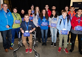 16 BC Winter Games participants recognized for outstanding leadership