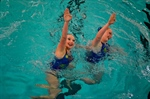 Hours of Preparation for Synchronized Swimming Performance