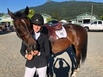 Rescue Horse Wins Gold