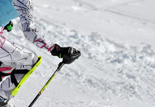 Skiing - Alpine - Slalom: soft snow leads to uncompleted runs