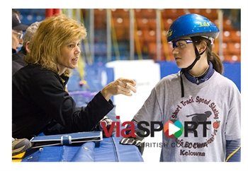 Coach mentorship program is a partnership between BC Games Society and viaSport
