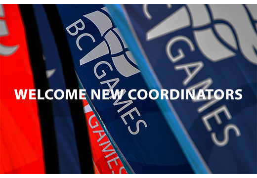 The BC Games Society Welcomes New Coordinators