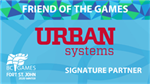 Urban Systems steps up to support the 2020 BC Winter Games