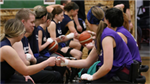 Wheelchair Basketball athletes share their passion for the sport in Fort St. John