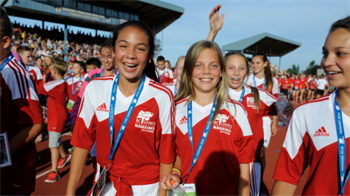 Legacy of the Nanaimo BC Summer Games Continues