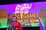 Fort St. John 2020 BC Winter Games Legacy Distribution Announced