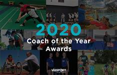 Nominations Open for viaSport's Coach of the Year Awards