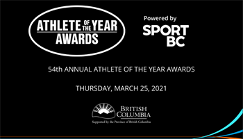 BC Games & Team BC Alumni Honoured at Athlete of the Year Awards
