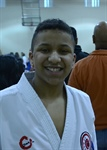 Kumite competitions heat up the Karate BC Games