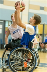 Wheelchair Basketball: Spirit of BC Games epitomized by wheelchair basketball players