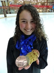 Speed skating: Green is Mission's golden girl