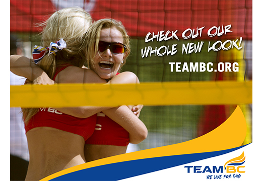 Team BC Launches New Brand and Website