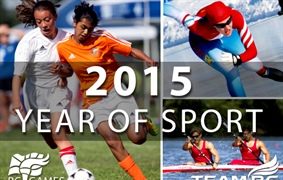 2015 - Year of Sport in Canada