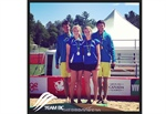 Team BC finishes second with help from BC Games alumni
