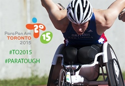 23 Alumni on Team Canada at 2015 Parapan Am Games