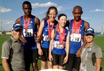Coach Profile: Deborah Carter Special Olympics Athletics