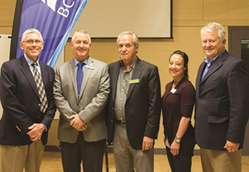 Nanaimo 2014 BC Summer Games Awards $65,000 in Legacy Funds