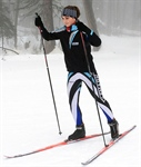 Biathlete shooting for her best performance at BC Winter Games