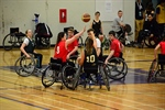 Vancouver-Coastal's Wheelchair-Basketball Team Finishes Fifth in 2016 Penticton BC Winter Games