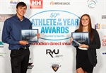 Alumni honoured at Athlete of the Year Awards