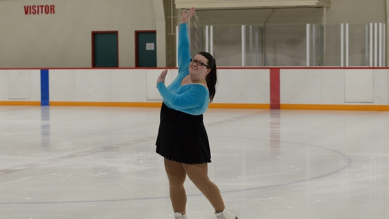 Special Olympic Figure Skaters Promote Inclusivity in the Skating Community