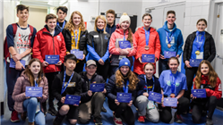 BC Winter Games Athletes Recognized with Leadership Bursary