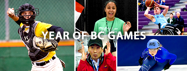 Year of BC Games
