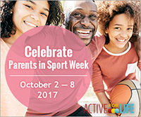 Parents in Sport Week
